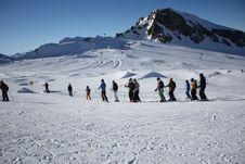 Free Austria. Mountains. The Alpes. Stock Images - 7955444
