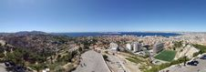 Free Marseille View From The Notre Dame De La Garde Stock Images - 7955604