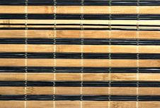 Free Bamboo Mat Royalty Free Stock Photo - 7956445