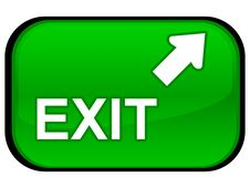 Free Exit Sign Stock Photos - 7956473