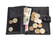 Free Purse& Wallet Stock Photography - 7956662