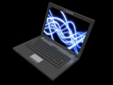 Free Laptop Computer Stock Image - 7957211