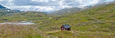 Free Panorama Of Vikafjell In Norway Stock Image - 7957781