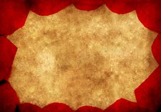 Grunge Valentine S Day Background Stock Image