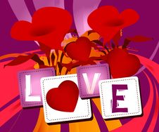 Free Valentine Concept Royalty Free Stock Photos - 7957978
