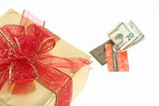 Free Gift Purchase Stock Photo - 7958220