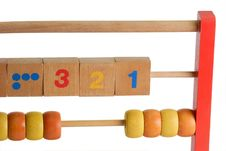 Free Abacus Royalty Free Stock Image - 7958626