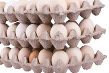 Free Carton Of Eggs Royalty Free Stock Photos - 7959108