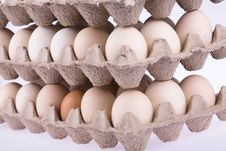 Free Carton Of Eggs Royalty Free Stock Images - 7959169