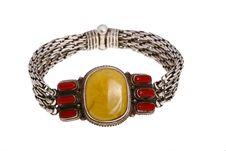 Free Bracelet Royalty Free Stock Photography - 7959897