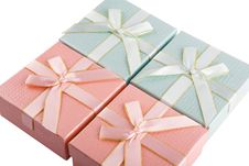 Free Gift Box Stock Images - 7960074