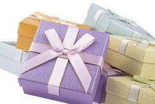 Free Gift Box Royalty Free Stock Images - 7960169