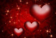 Free Hearts Royalty Free Stock Photography - 7962207