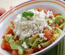 Free Fresh Salad Royalty Free Stock Photo - 7962525