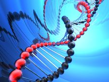 Free Render Of DNA Stock Images - 7963184