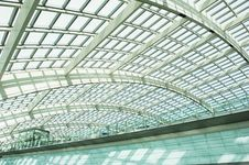 Free Vaulted Hall Royalty Free Stock Images - 7963309