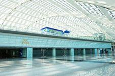 Free Modern Hall Stock Photo - 7963360