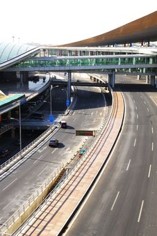 Free Airport Roads Royalty Free Stock Images - 7963519