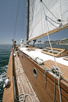 Free Sailboat Royalty Free Stock Photography - 7963697