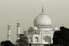 Free Taj Mahal Stock Images - 7964444