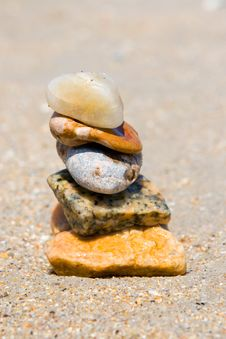 Free Balanced Stones Stock Images - 7964824