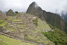 Free Machu Picchu Royalty Free Stock Photo - 7965175
