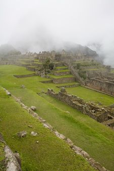 Free Machu Picchu Royalty Free Stock Photography - 7965197
