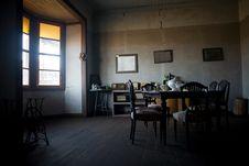 Abandoned City - Santa Laura And Humberstone Royalty Free Stock Photo