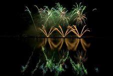 Free Fireworks Stock Image - 7965851