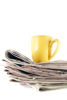 Free Newspapers Stock Photos - 7965933