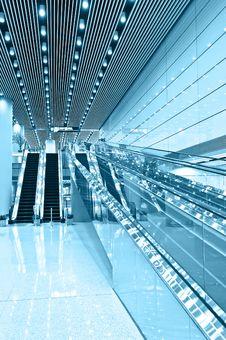 Free Escalators Stock Photography - 7966012