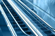 Free Escalators Stock Photography - 7966072