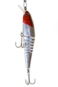 Free Hook For Fishing Royalty Free Stock Images - 7966139