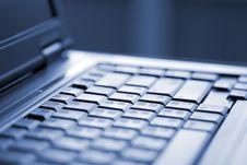 Free Laptop Royalty Free Stock Image - 7966436