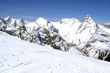 Free Ski Resort Royalty Free Stock Image - 7967986