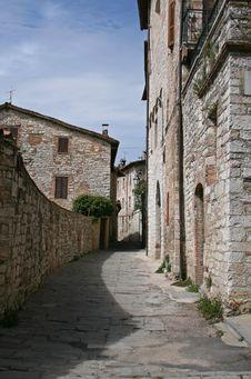 Free Gubbio Stock Image - 7967991
