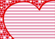 Free Different Hearts And Stripes Stock Image - 7968051