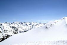 Free Ski Resort Royalty Free Stock Image - 7968216