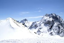 Free Caucasus Mountains Royalty Free Stock Images - 7968349