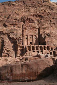 Free Petra Royalty Free Stock Photos - 7968618
