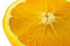 Free Slice Of Orange Royalty Free Stock Images - 7968819