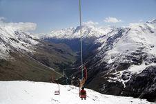 Free Mountains Of Caucasus, Baksanskoe Gorge. Stock Image - 7969581