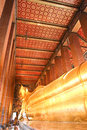 Free The Reclining Buddha Of Wat Pho. Royalty Free Stock Image - 7976776
