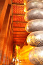 Free The Reclining Buddha Of Wat Pho. Royalty Free Stock Images - 7976809