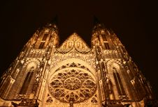 Free St. Vitus Cathedral Royalty Free Stock Image - 7970406