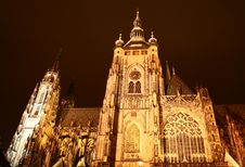 Free St. Vitus Cathedral Stock Photos - 7970543