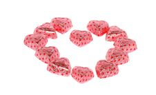 Free Valentine Heart Sweets. Stock Photos - 7970763