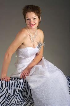 Free Happy Bride Royalty Free Stock Image - 7970796