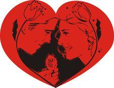Free Valentine S Day Royalty Free Stock Photo - 7970905