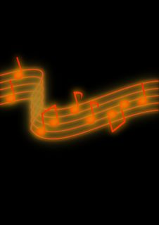 Free Music Notes Royalty Free Stock Images - 7971239
